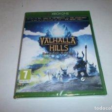 Xbox One: VALHALLA HILLS DEFINITIVE EDITION XBOX ONE NUEVO Y PRECINTADO ESPAÑOL. Lote 130283767