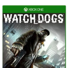 Xbox One: WATCH DOGS (PRECINTADO) XBOX ONE. Lote 88903952