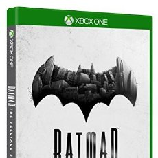Xbox One: BATMAN: THE TELLTALE SERIES (PASE DE TEMPORADA). Lote 89347844