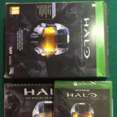 Xbox One: XBOX ONE HALO THE MASTER CHIEF COLLECTION PRECINTADO. Lote 89543544
