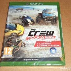 Xbox One: CREW : WILD RUN EDITION PARA XBOX ONE, A ESTRENAR, PAL. Lote 93222330