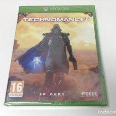 Xbox One: THE TECHNOMANCER. Lote 93928030