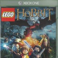 Xbox One: LEGO EL HOBBIT . Lote 94725419