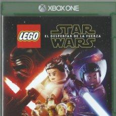 Xbox One: LEGO STAR WARS: EL DESPERTAR DE LA FUERZA . Lote 94725655