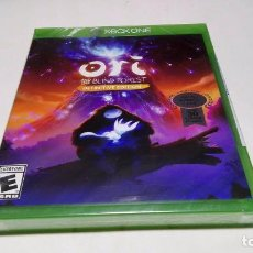 Xbox One: ORI AND THE BLIND FOREST . DEFINITIVE EDITION ( XBOX ONE - USA) PRECINTADO!. Lote 95266783