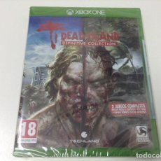 Xbox One: DEAD ISLAND DEFINITIVE COLLECTION. Lote 95947631