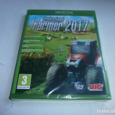 Xbox One: PROFESSIONAL FARMER 2017 XBOX ONE NUEVO Y PRECINTADO . Lote 97190711