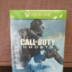 Xbox One: CALL OF DUTY GHOSTS HARDENED EDITION XBOX ONE. Lote 97610903