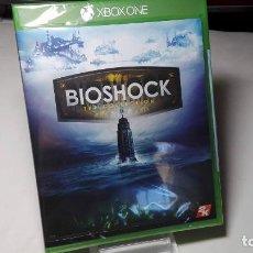 Xbox One: BIOSHOCK THE COLLECTION (XBOX ONE) PRECINTADO!. Lote 97633955