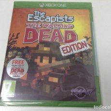 Xbox One: THE ESCAPISTS THE WALKING DEAD EDITION. Lote 101104451