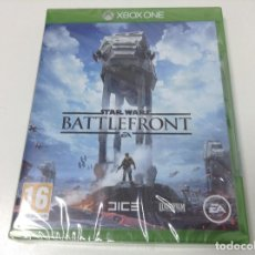 Xbox One: STAR WARS BATTLEFRONT. Lote 101104767