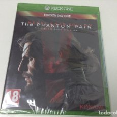Xbox One: METAL GEAR SOLID V THE PHANTOM PAIN . Lote 101105067
