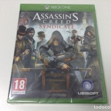 Xbox One: ASSASSIN'S CREED SYNDICATE. Lote 101105387