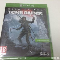 Xbox One: RISE OF THE TOMB RAIDER. Lote 101119863