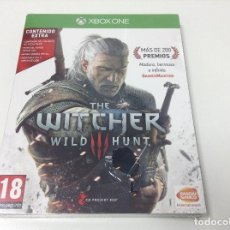 Xbox One: THE WITCHER 3 WILD HUNT. Lote 101129571