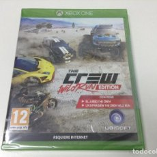 Xbox One: THE CREW WILD RUN EDITION. Lote 101130179