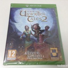 Xbox One: THE BOOK OF UNWRITTEN TALES 2. Lote 101407895