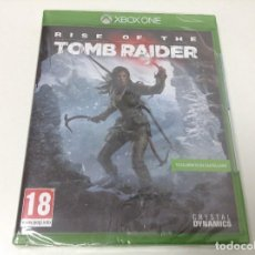 Xbox One: RISE OF THE TOMB RAIDER. Lote 103214495