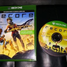 Xbox One: XBOX ONE, RECORE, PAL ESPAÑA. Lote 105183575