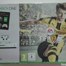 Xbox One: CAJA XBOX ONE ( SOLO LO QUE SE VE EN FOTOS ). Lote 105904232