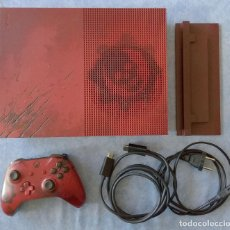 Xbox One: XBOX ONE S - 2 TB GEARS OF WAR EDITION + SYBERIA 3 - MICROSOFT. Lote 106228787