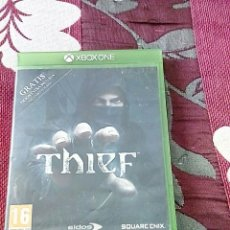 Xbox One: THIEF XBOX ONE. Lote 106663587