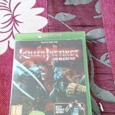 Xbox One: KILLER INSTINCT XBOX ONE. Lote 106663744