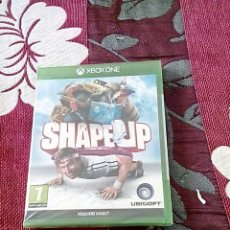 Xbox One: SHAPE UP XBOX ONE (PRECINTADO). Lote 106663860