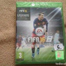 FIFA 16 nuevo Microsoft Xbox One X-one xone kreaten