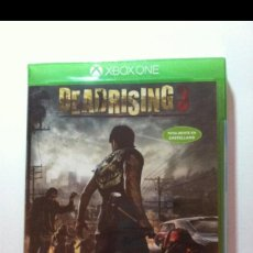 Xbox One: DEAD RISING 3. Lote 153536056