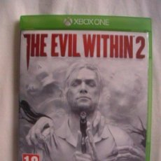 Xbox One: THE EVIL WITHIN 2 (XBOX ONE). Lote 109156043