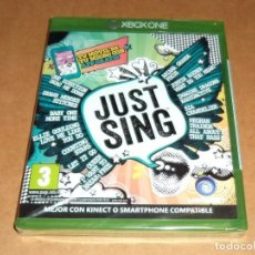 Xbox One: JUST SING PARA XBOX ONE, A ESTRENAR, PAL. Lote 109454251