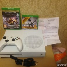Xbox One: PACK XBOX ONE +JUEGOS. Lote 109654254