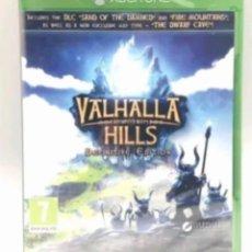 Xbox One: VALHALLA HILLS ORIGINAL NUEVO PRECINTADO XBOX ONE PAL ESPAÑA. Lote 109720594