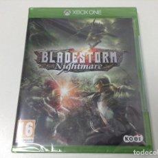 Xbox One: BLADESTORM NIGHTMARE. Lote 110004347