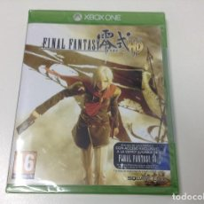 Xbox One: FINAL FANTASY TYPE-0 HD. Lote 110055423