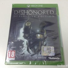 Xbox One: DISHONORED DEFINITIVE EDITION. Lote 110057175