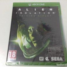 Xbox One: ALIEN ISOLATION EDICION RIPLEY. Lote 110069163