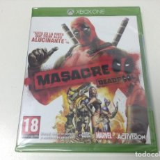 Xbox One: MASACRE DEADPOOL. Lote 110069819