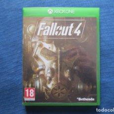 Videojogos e Consolas: XBOX ONE - FALLOUT 4 - PAL ESPAÑA - EDICIÓN DESCATALOGADA. Lote 112394951