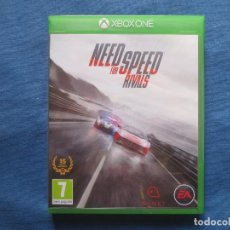 Xbox One: XBOX ONE - NEED FOR SPEED RIVALS - PAL ESPAÑA - TOTALMENTE EN CASTELLANO. Lote 112396695