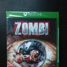 Xbox One: ZOMBI – XBOX ONE – PRECINTADO (NUEVO A ESTRENAR). Lote 114610119