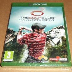 Xbox One: GOLF CLUB : COLLECTOR'S EDITION PARA MICROSOFT XBOX ONE, A ESTRENAR, PAL. Lote 115572579