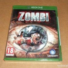 Xbox One: ZOMBI PARA MICROSOFT XBOX ONE ,A ESTRENAR, PAL. Lote 117530639