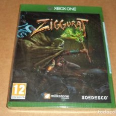 Xbox One: ZIGGURAT PARA XBOX ONE, A ESTRENAR, PAL. Lote 117530851