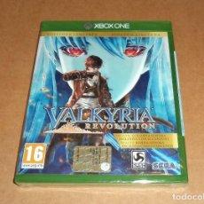 Xbox One: VALKYRIA REVOLUTION PARA MICROSOFT XBOX ONE, A ESTRENAR, PAL. Lote 117531459