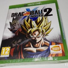 Xbox One: DRAGON BALL XENOVERSE 2 ( PRECINTADO) - XBOX ONE - PAL - ESPAÑA . Lote 118355863