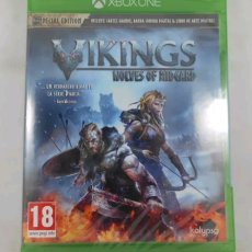 Xbox One: VIKINGS WOLVES OF MIDGARD ORIGINAL NUEVO PRECINTADO XBOX ONE PAL. Lote 118619795