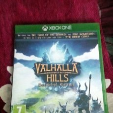 Xbox One: VALHALLA HILLS XBOX ONE. Lote 118887014