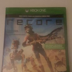 Xbox One: RECORE MICROSOFT XBOX ONE NUEVO A ESTRENAR PAL ESPAÑA. Lote 125343791